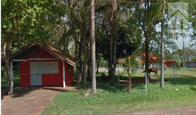 Terreno comercial à venda, Parque Ouro Verde, Foz do Iguaçu - TE0047.