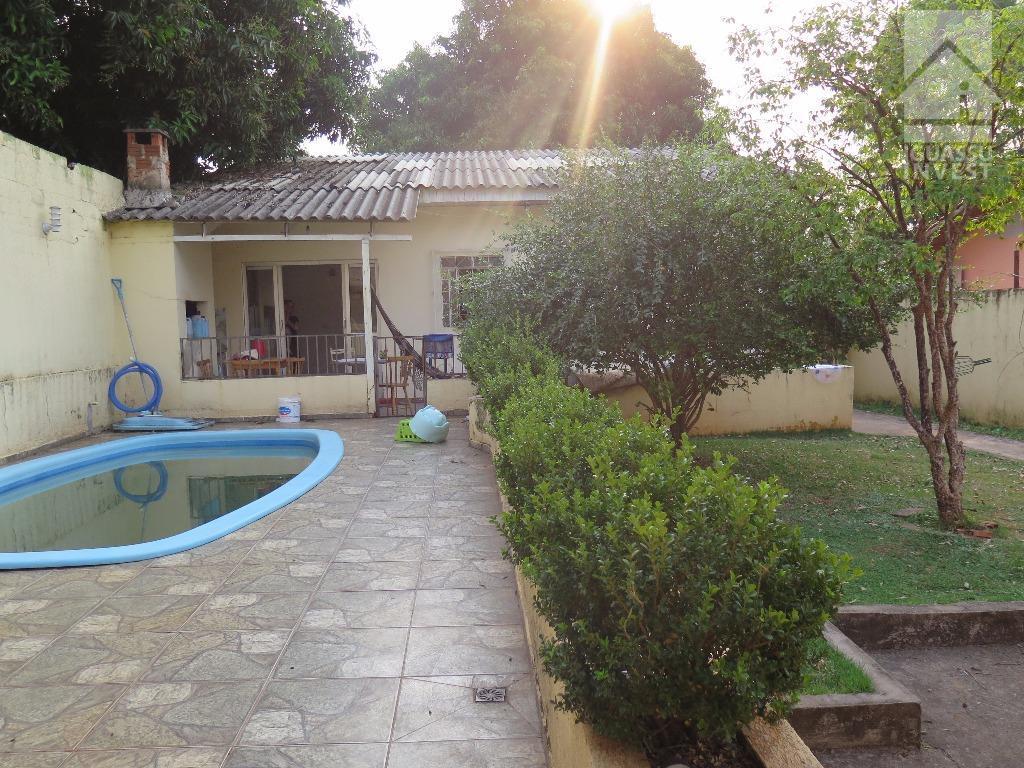 Casa residencial à venda, Jardim Naipi, Foz do Iguaçu.
