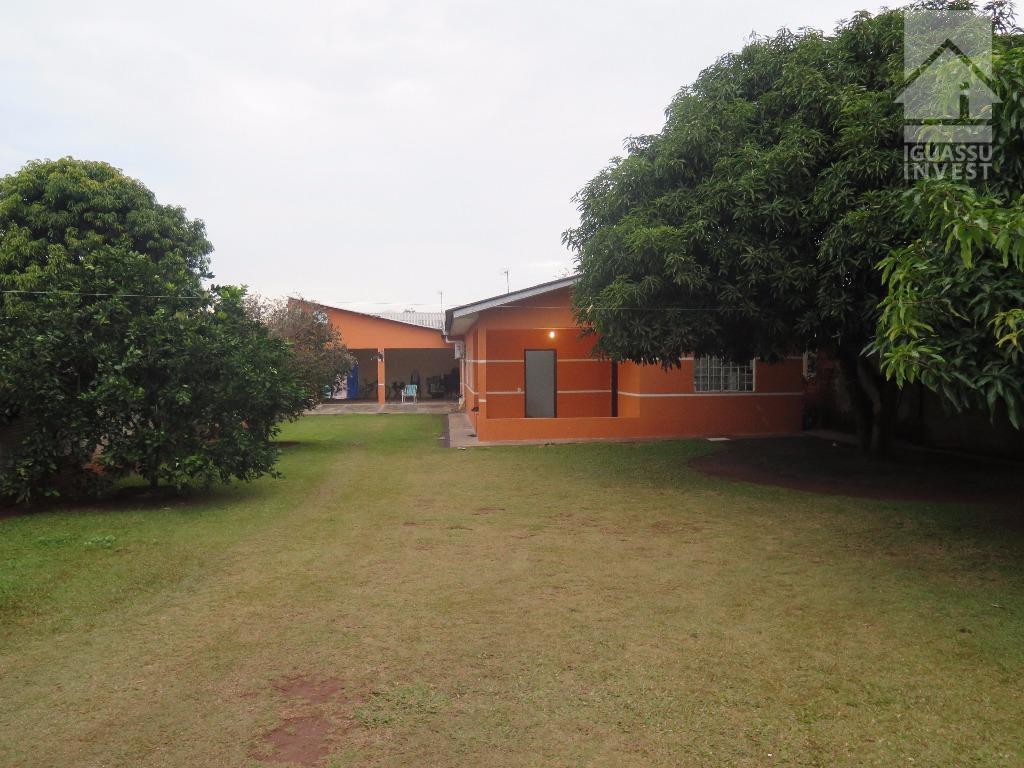 Casa residencial à venda, Vila Carima, Foz do Iguaçu.