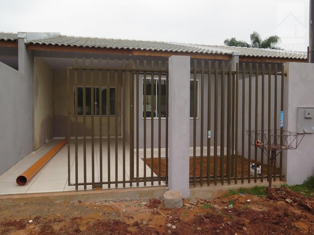 Casa residencial à venda, Parque Presidente, Foz do Iguaçu.