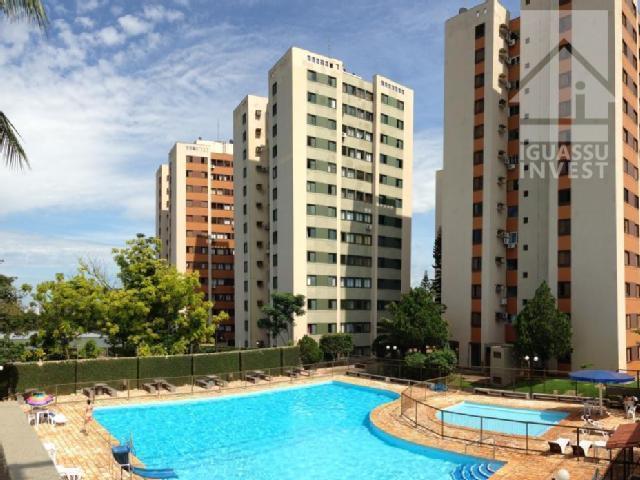 Apartamento residencial à venda, Centro, Foz do Iguaçu.