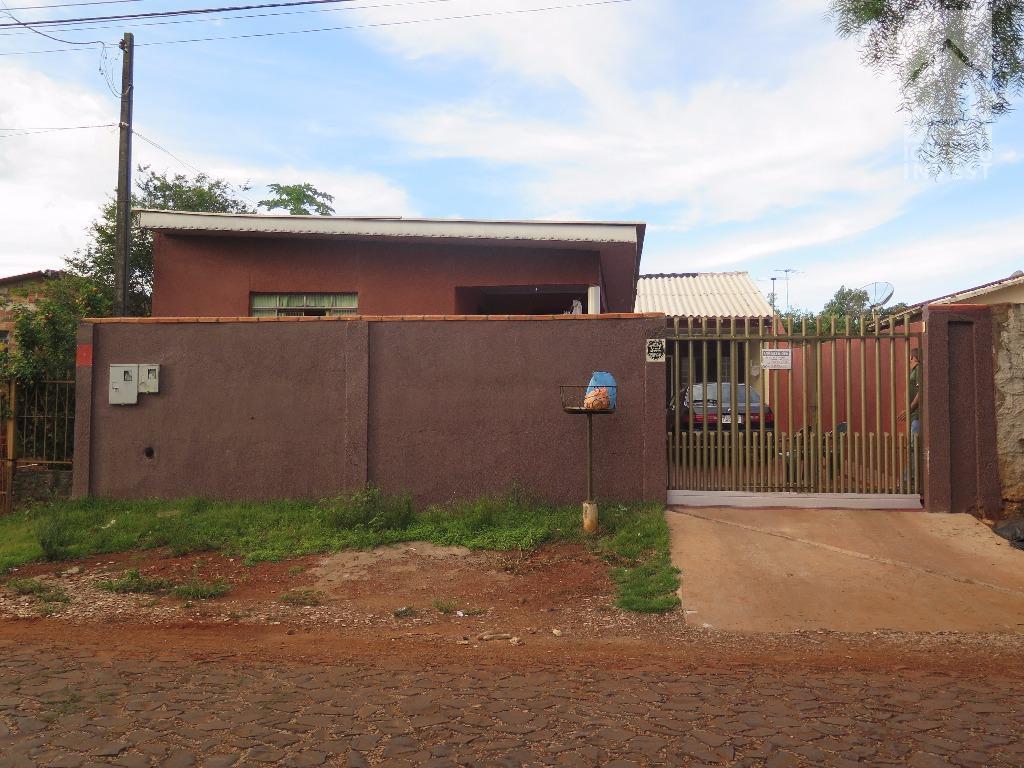 Casa residencial à venda, Jardim Polônia, Foz do Iguaçu.