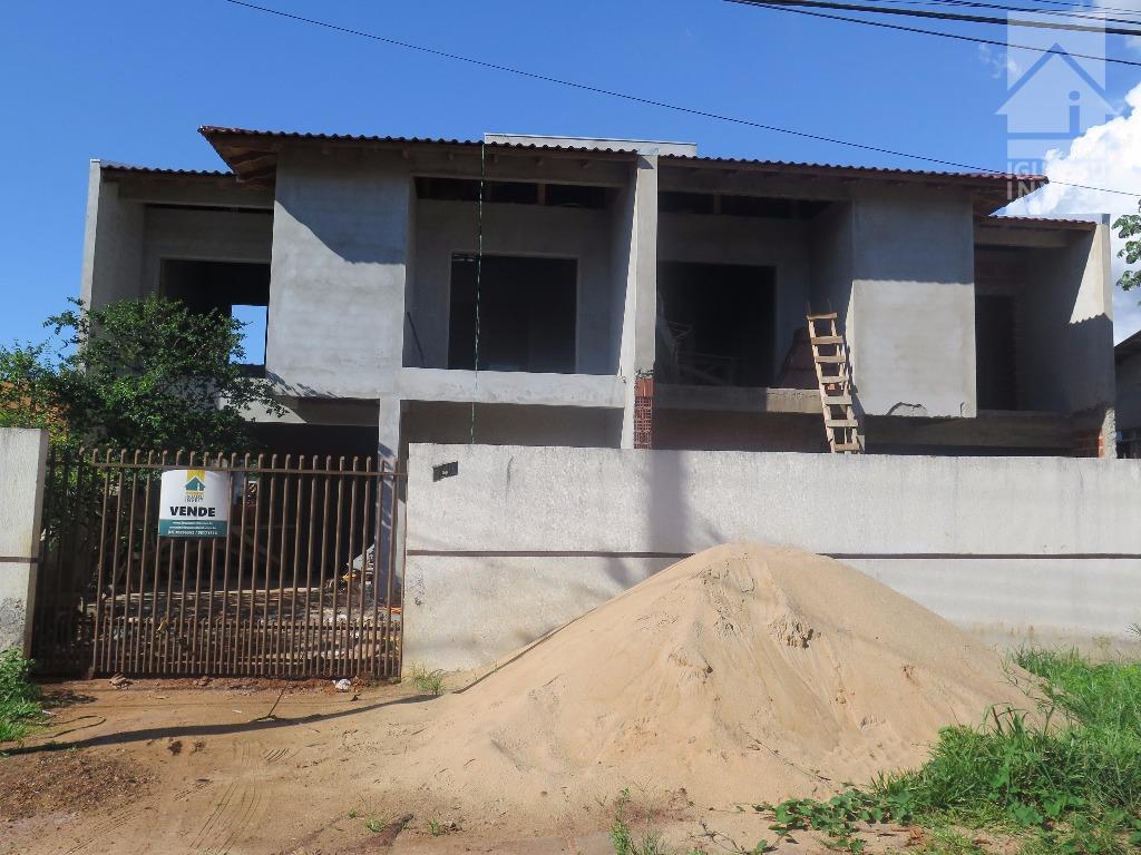 Sobrado residencial à venda, Vila Yolanda, Foz do Iguaçu.