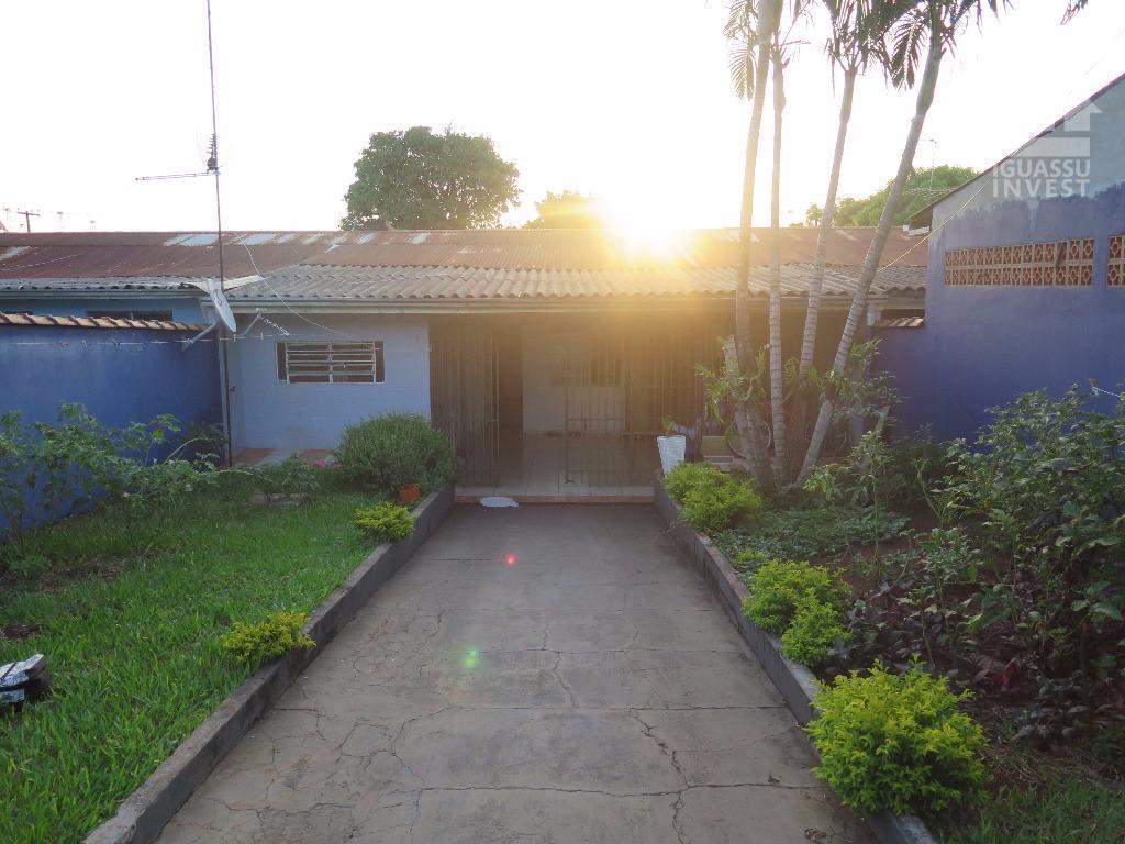 Casa residencial à venda, Conjunto C, Foz do Iguaçu.