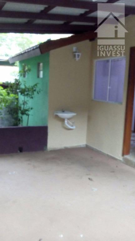 Kitnet residencial para locação, Centro, Foz do Iguaçu.