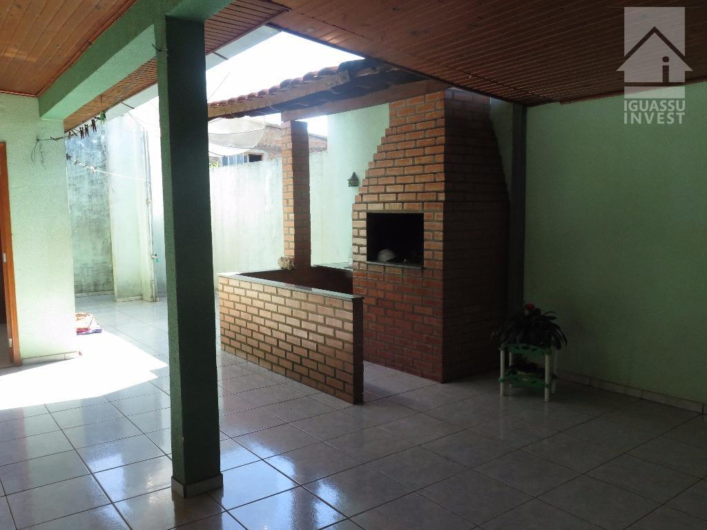 Casa residencial para venda e locação, Jardim das Flores, Foz do Iguaçu.