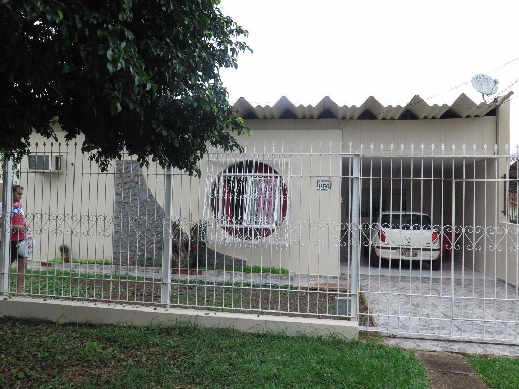 Casa residencial à venda, Vila Yolanda, Foz do Iguaçu.