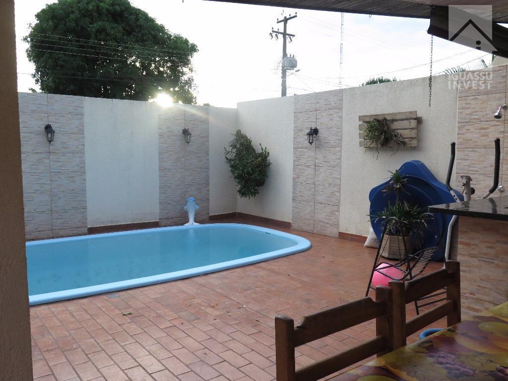 Casa residencial à venda, Vila Adriana, Foz do Iguaçu.