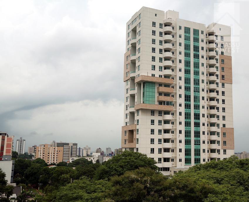 Apartamento residencial para locação, Jardim Polo Centro, Foz do Iguaçu.