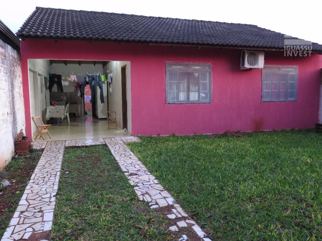 Casa residencial à venda, Jardim N Horizonte, Foz do Iguaçu.