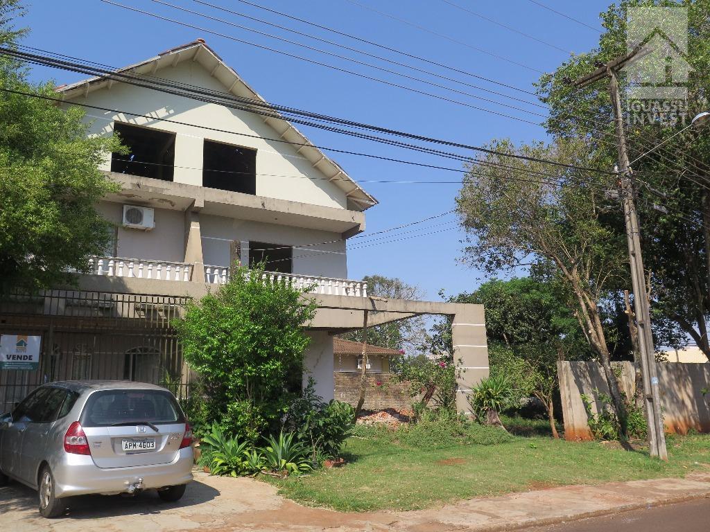 Sobrado residencial à venda, Vila Adriana, Foz do Iguaçu.