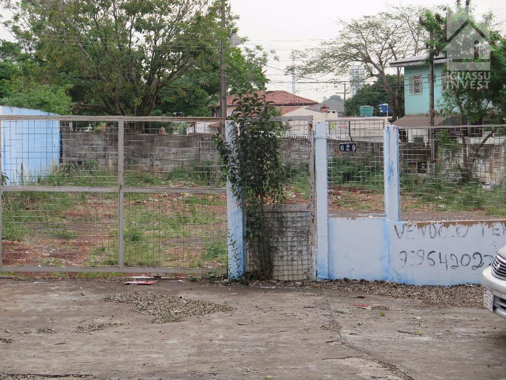Terreno comercial à venda, Campos do Iguaçu, Foz do Iguaçu.