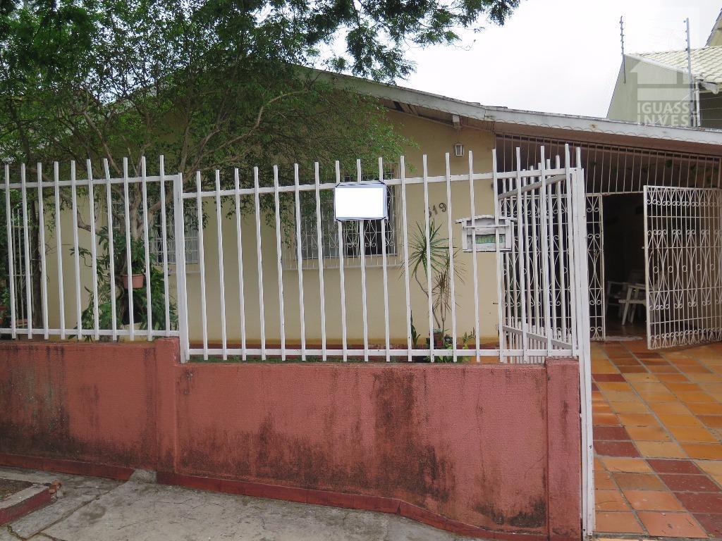 Casa residencial à venda, Conjunto Libra, Foz do Iguaçu.