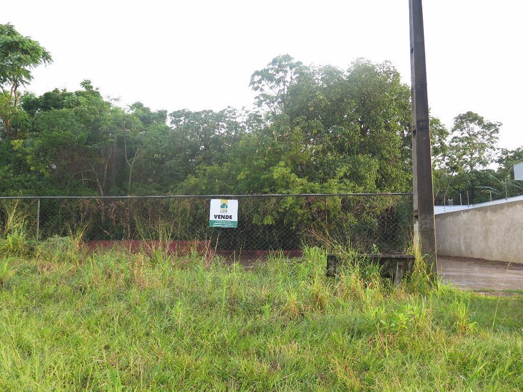 Terreno residencial à venda, Parque Ouro Verde, Foz do Iguaçu.