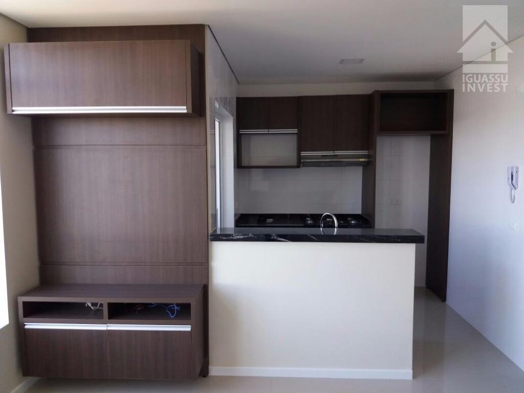 Loft residencial para locação, Jardim Polo Centro, Foz do Iguaçu.