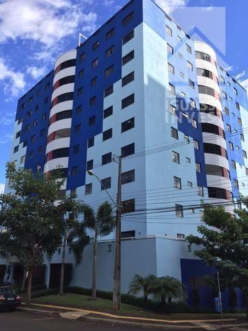 Apartamento residencial para locação, Vila Maracanã, Foz do Iguaçu.
