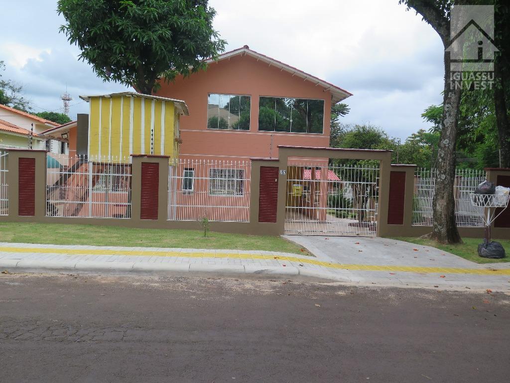 Casa residencial à venda, Jardim Eliza II, Foz do Iguaçu.