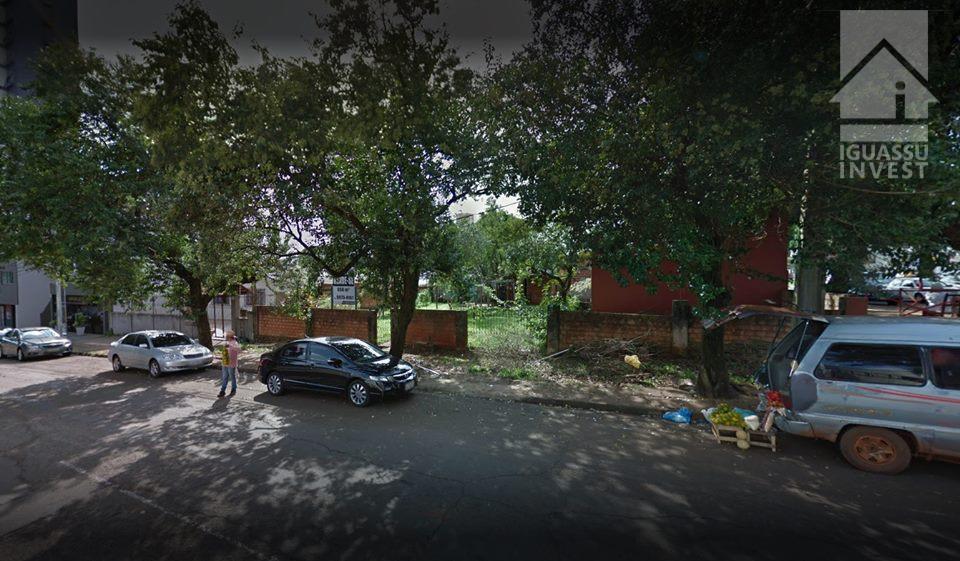 Terreno comercial à venda, Centro, Foz do Iguaçu.