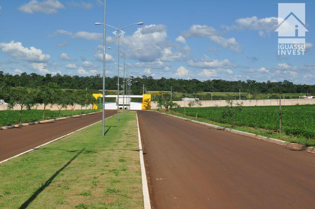 Terreno residencial à venda, Jardim Dona Fátima Osman, Foz do Iguaçu.
