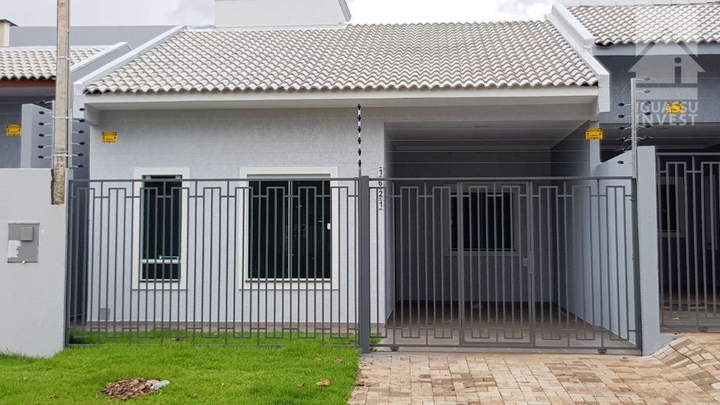 Casa residencial à venda, San Rafael, Foz do Iguaçu.