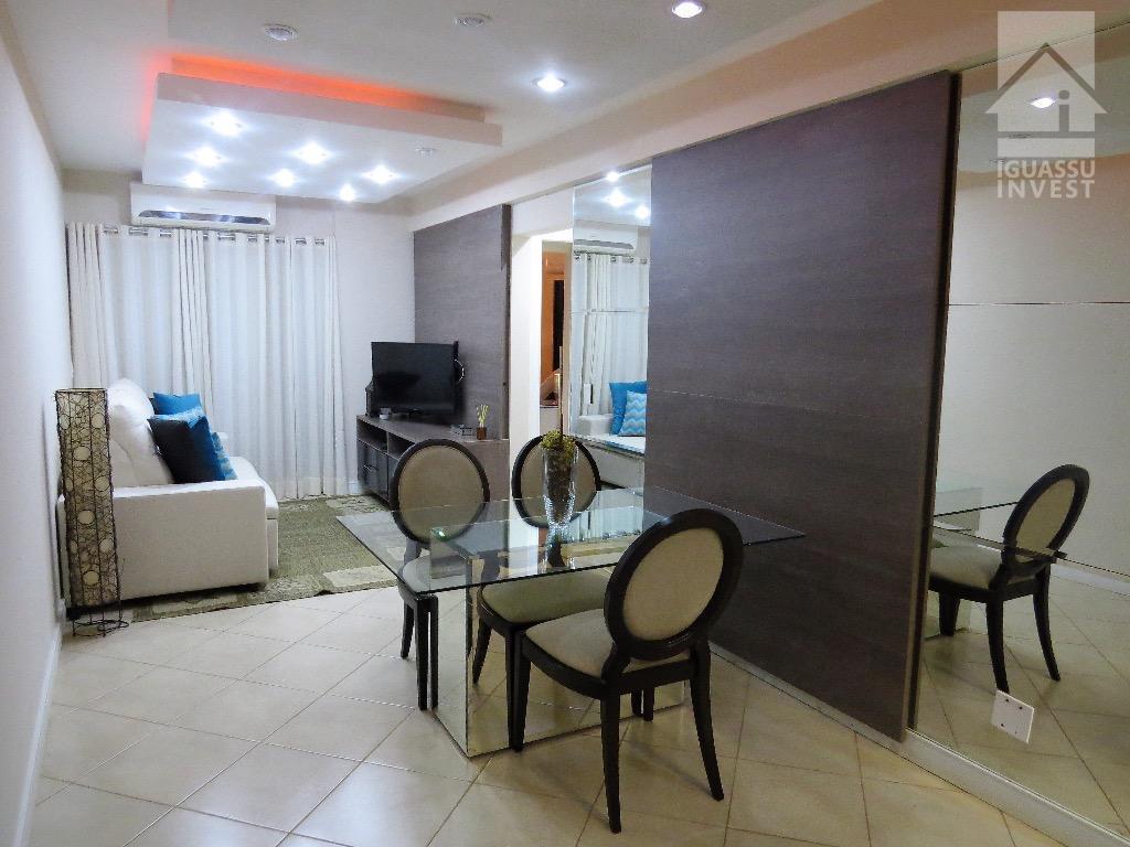 Apartamento residencial à venda, Cr 1, Foz do Iguaçu.
