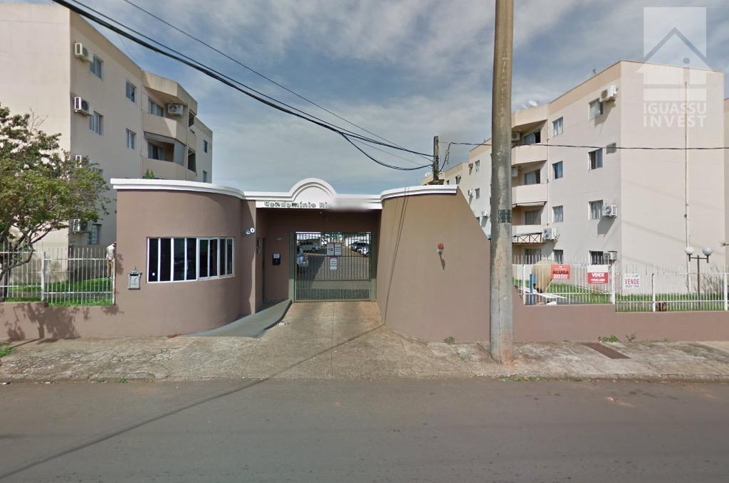 Apartamento residencial à venda, Jardim Panorama, Foz do Iguaçu.