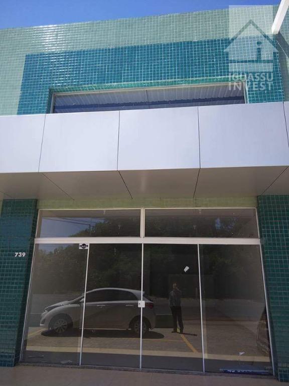 Sala comercial para locação, Jardim Eldorado, Foz do Iguaçu.