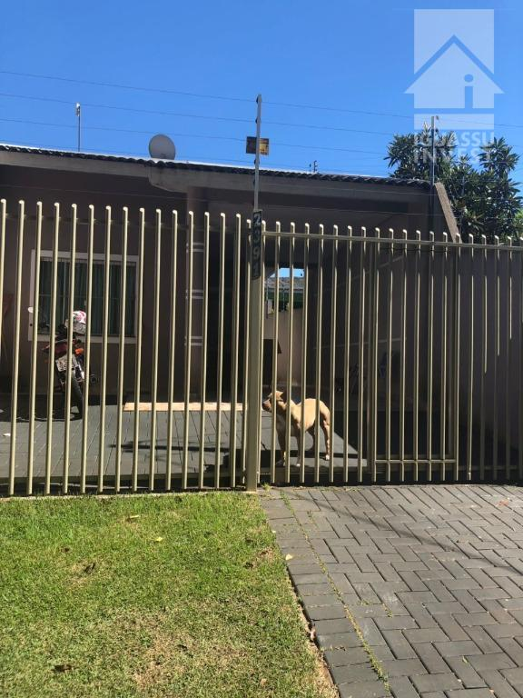 Casa residencial para venda e locação, Jardim Alice II, Foz do Iguaçu.