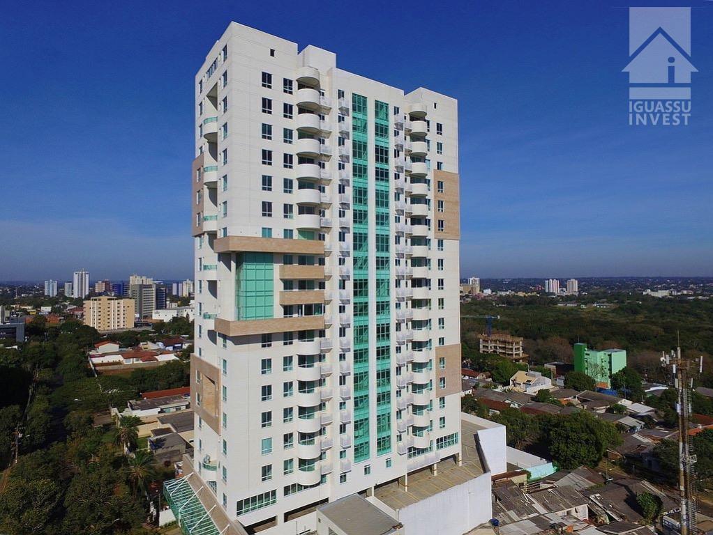 Apartamento residencial à venda, Jardim Polo Centro, Foz do Iguaçu.