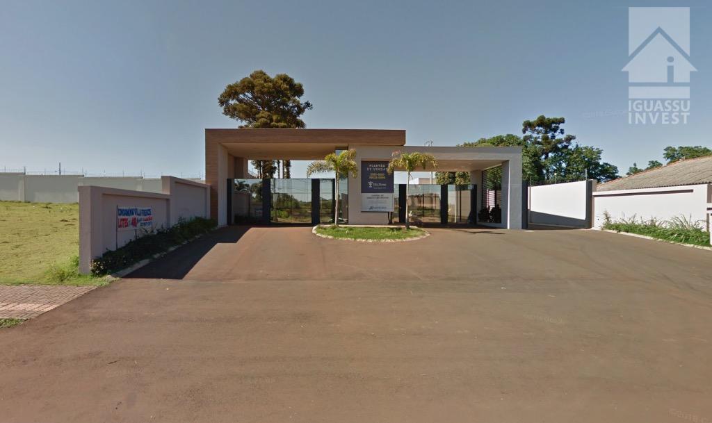 Terreno residencial à venda, Jardim São Paulo I, Foz do Iguaçu.