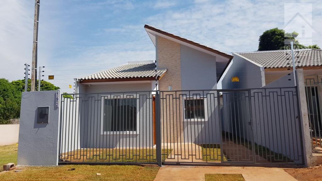 Casa residencial à venda, Portal da Foz, Foz do Iguaçu.
