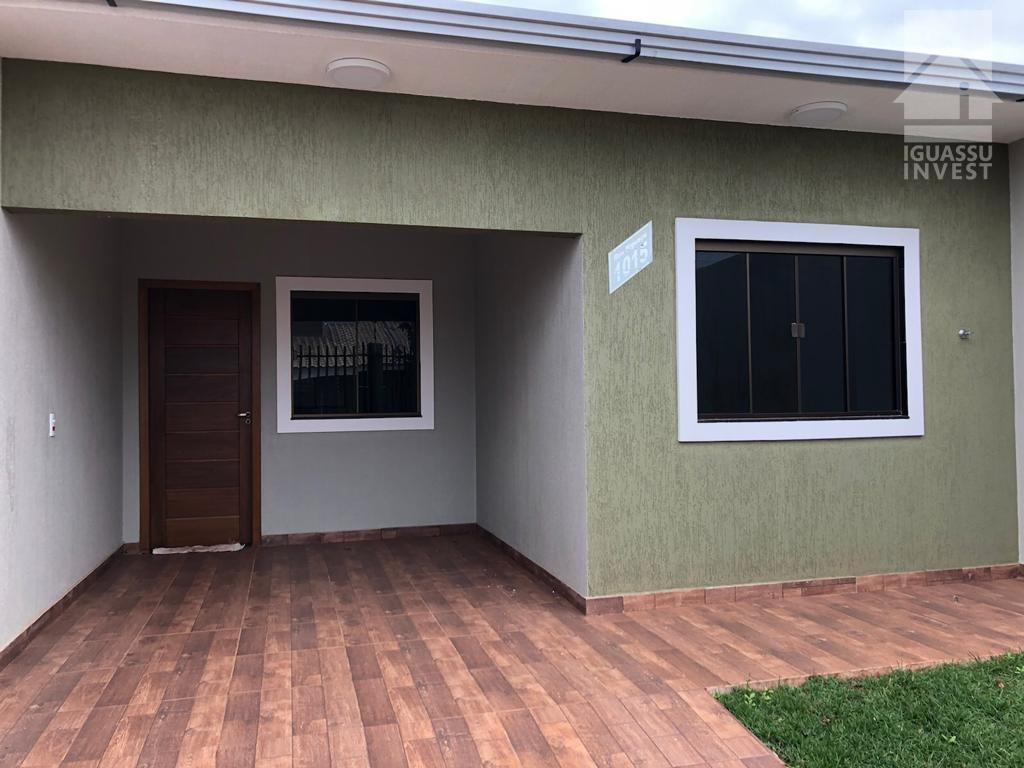 Casa residencial à venda no Jardim Ipê em Foz!