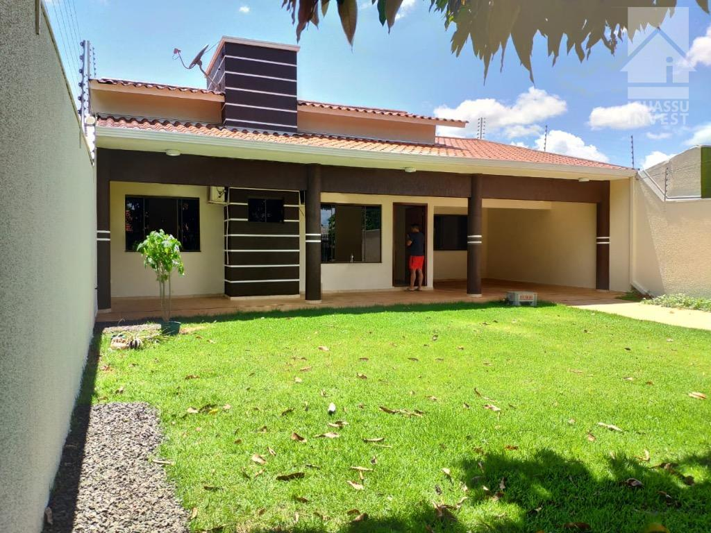 Casa com 3 dormitórios à venda, 131 m² por R$ 310.000 - Jardim das Palmeiras - Foz do Iguaçu/PR