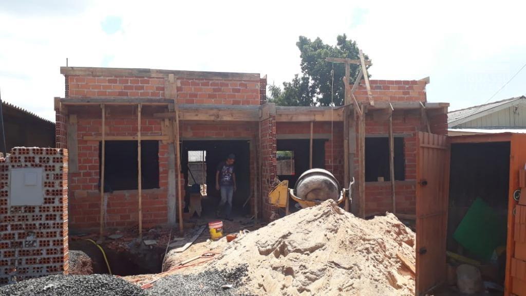 Casa com 2 dormitórios à venda por R$ 165.000 - Jardim Evangélico - Foz do Iguaçu/PR