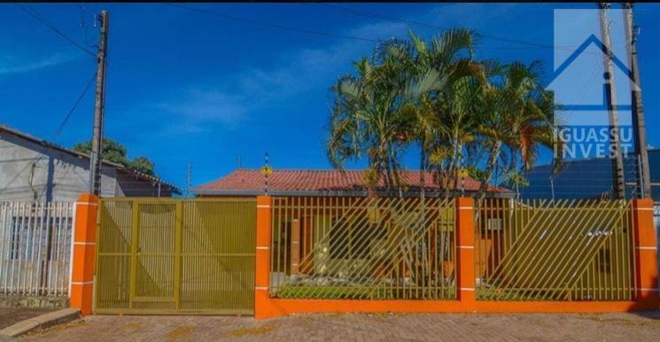 Casa com 2 dormitórios à venda, 148 m² - Jardim Curitibano - Foz do Iguaçu/PR