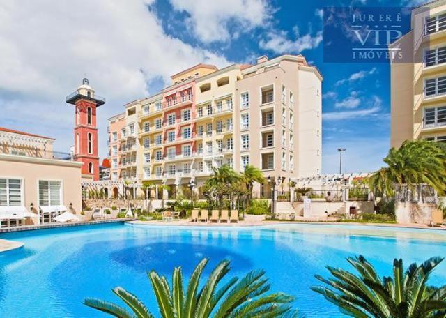 Apartamento Residencial à venda, Jurerê Internacional, Florianópolis - AP0077.