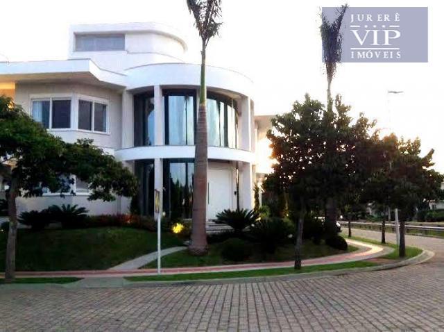 Casa Residencial à venda, Jurerê Internacional, Florianópolis - CA0137.