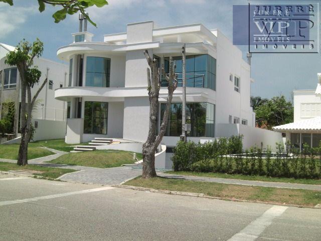 Casa Residencial à venda, Jurerê Internacional, Florianópolis - CA0096.