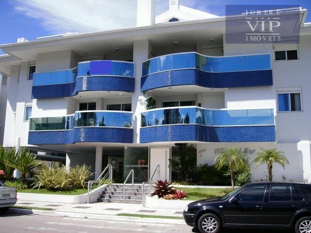 Cobertura residencial à venda, Jurerê Internacional, Florianópolis.