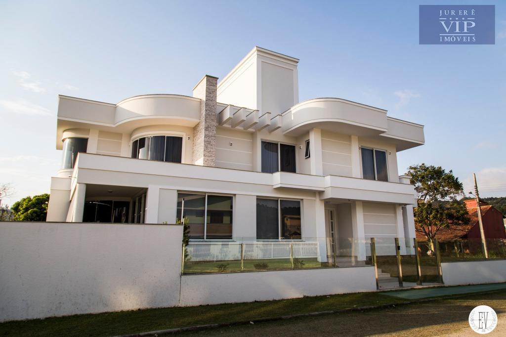 Casa Residencial à venda, Jurerê, Florianópolis - CA0074.