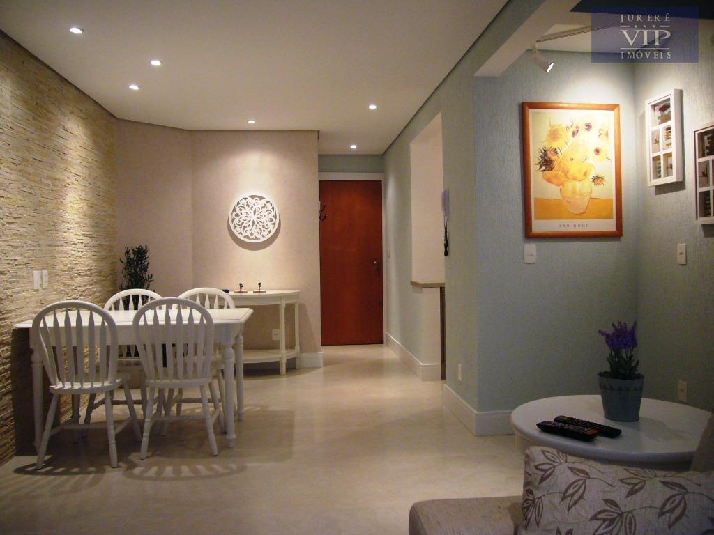 Apartamento Residencial à venda, Jurerê, Florianópolis - AP0171.