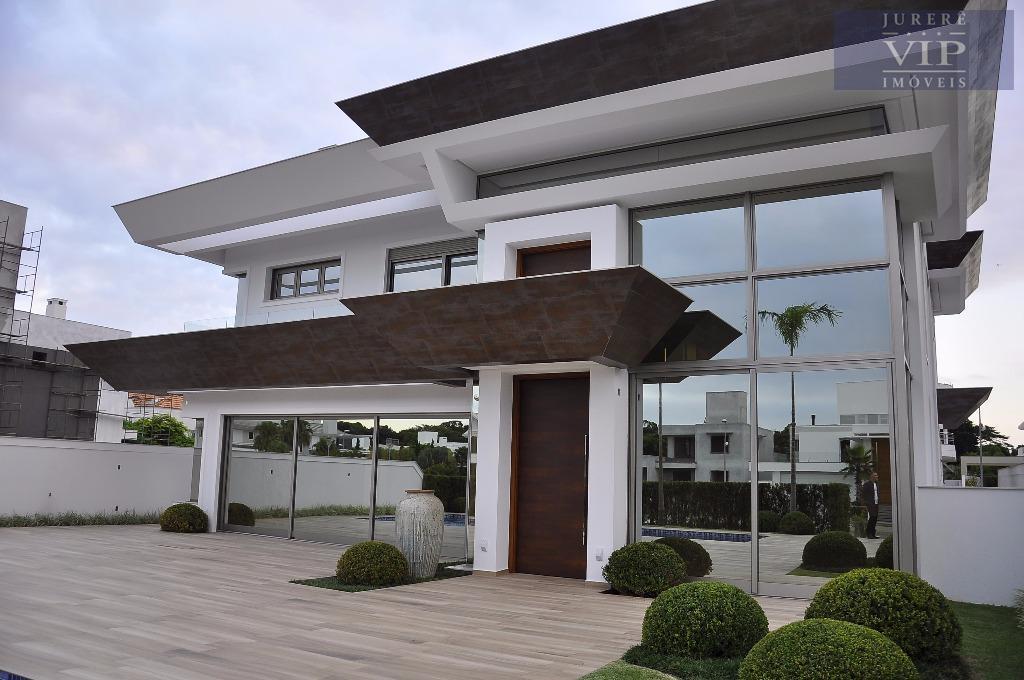 Casa Residencial à venda, Jurerê Internacional, Florianópolis - CA0123.