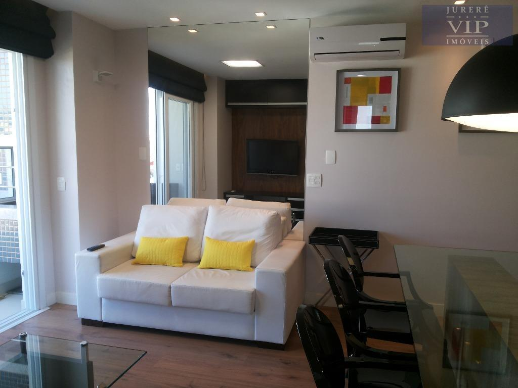 Apartamento Residencial à venda, Jurerê, Florianópolis - AP0170.