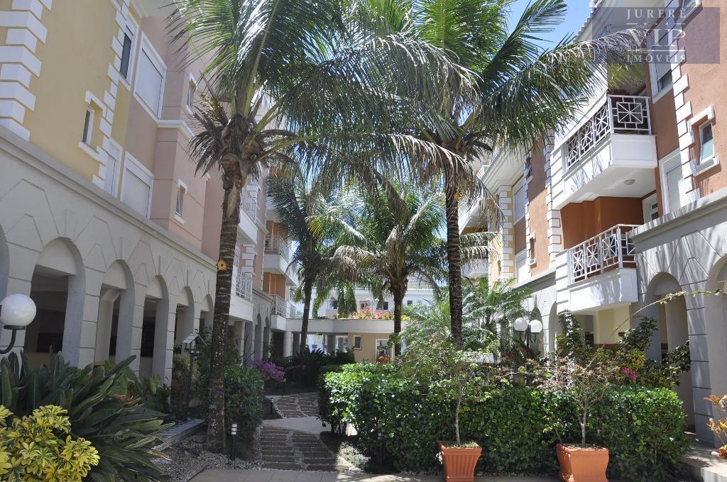 Apartamento residencial à venda, Jurerê Internacional, Florianópolis - AP0215.