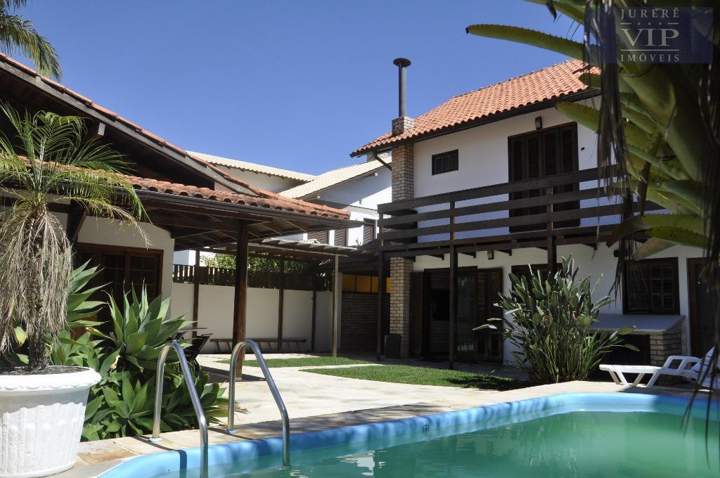 Casa temporada para locação, Jurerê Internacional, Florianópolis.