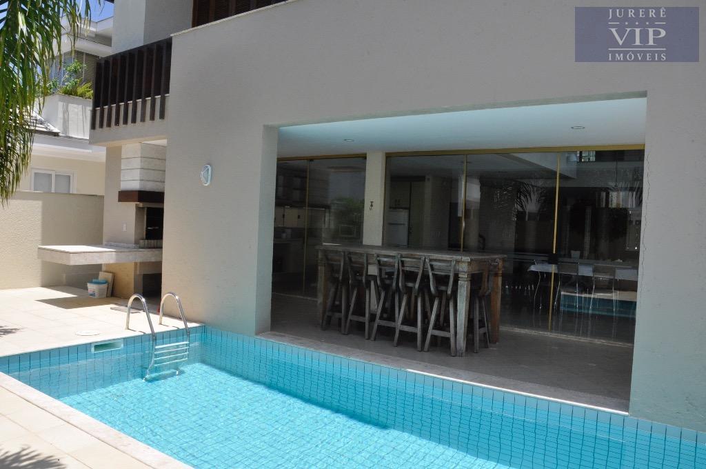 Casa Residencial à venda, Jurerê Internacional, Florianópolis - CA0091.