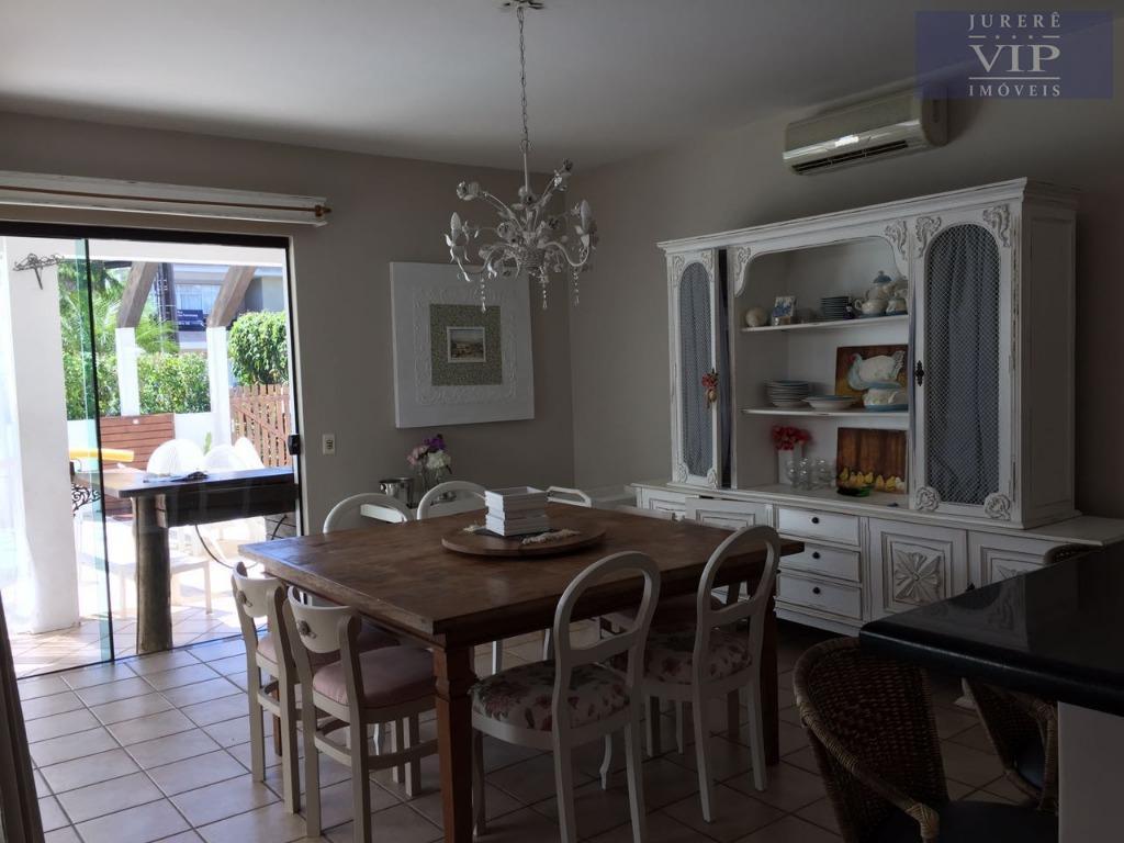 Casa residencial à venda, Jurerê Internacional, Florianópolis - CA0237.