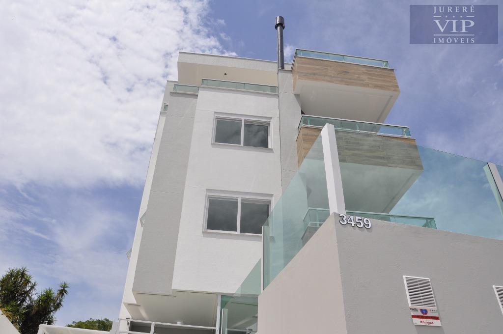 Apartamento residencial à venda, Jurerê, Florianópolis - AP0262.