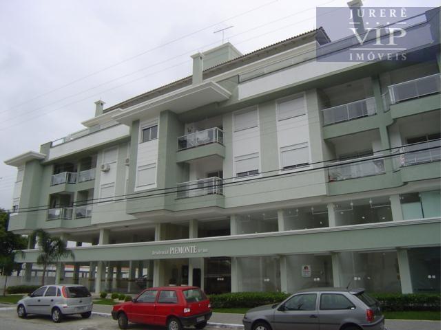 Apto de 2 dormitórios 350 m do mar à venda em Jurerê