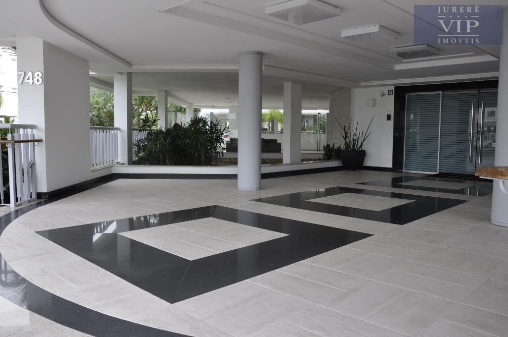 Apartamento Residencial à venda, Jurerê Internacional, Florianópolis - AP0165.
